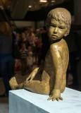 bronze, 30 cm x 55 cm x 73 cm photo: Jacek Kucharczyk