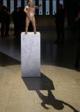 bronze, 40 cm x 75 cm x 35 cm photo: Jacek Kucharczyk