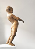 bronze, 30 cm x 55 cm x 73 cm